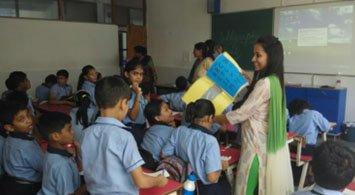 DIS School Calligraphy Event
