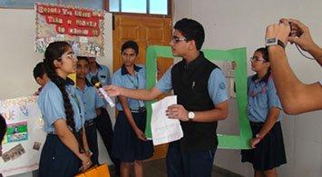 DIS School Journalism Event