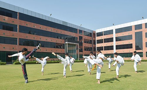 Delhi International Schools Dwarka | DIS Dwarka | Schools in