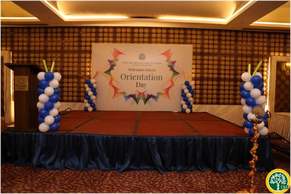 DIS Orientation Day