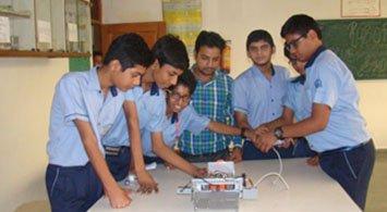 DIS School Robotics Event