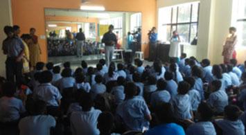 DIS School Coaching Event